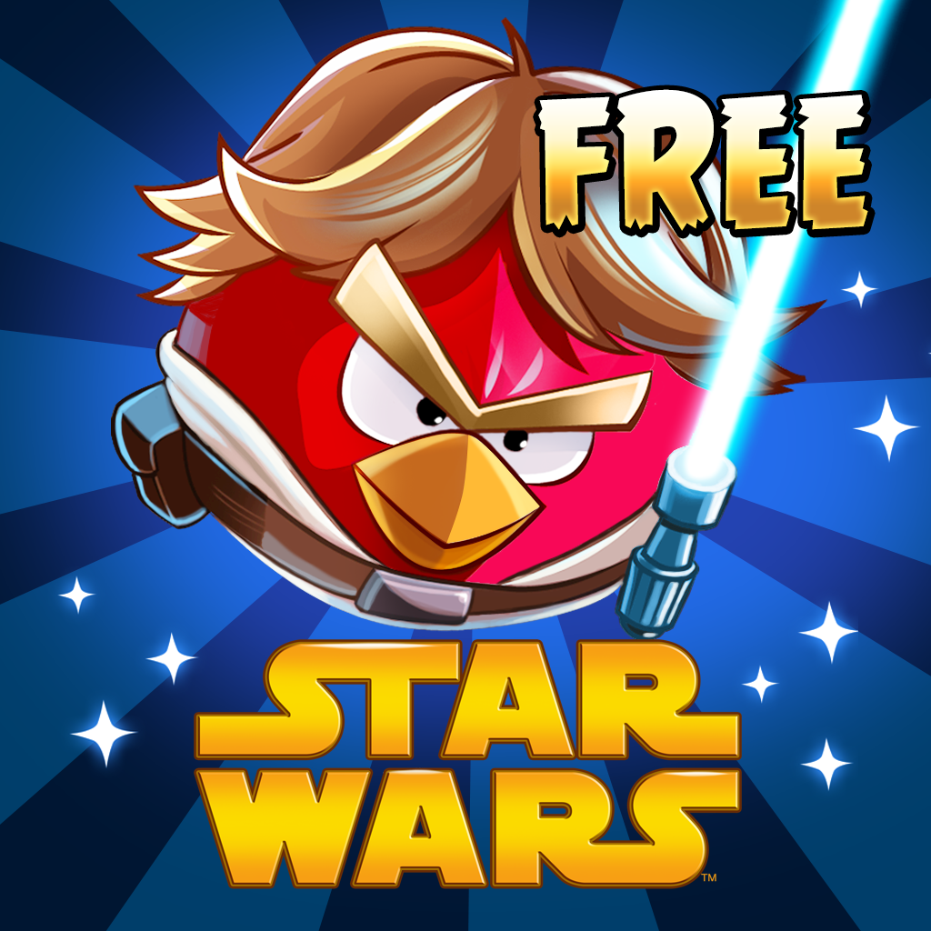 Angry Birds Star Wars Free iOS
